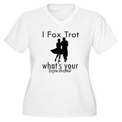 I Fox Trot T-Shirt