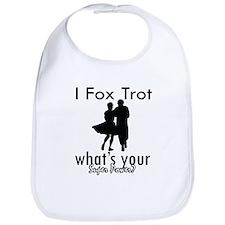 I Fox Trot Bib