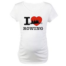 I love Rowing Shirt