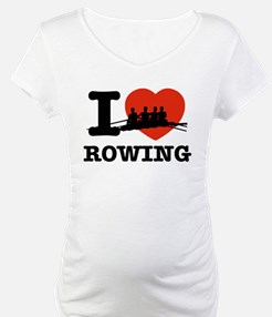 I love Rowing Shirt