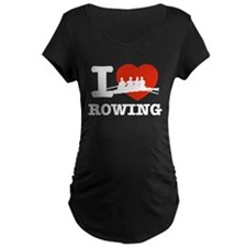I love Rowing T-Shirt