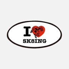 I love Skating Patches