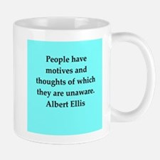 Albert Ellis quote Mug