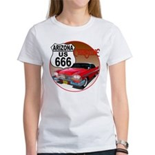 Funny 1958 plymouth Tee