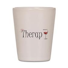 My (Wine) Therapy Shot Glass