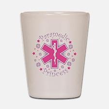 Paramedic Princess Shot Glass