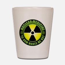 Nuclear Medicine Shot Glass
