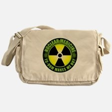 Nuclear Medicine Messenger Bag