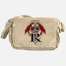 Pharmacist Caduceus Messenger Bag