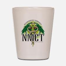 NMCT Caduceus Shot Glass