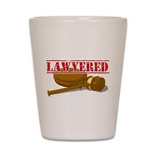 HIMYM: Lawyered Shot Glass