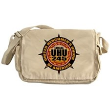 United Henchmen's Union Messenger Bag