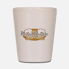 Regal Beagle Shot Glass