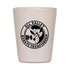 All Valley Karate Championshi Shot Glass