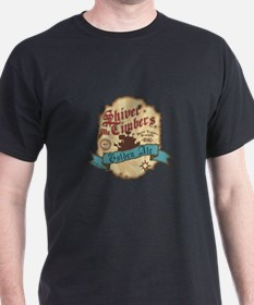 Unique Shiver me timbers T-Shirt