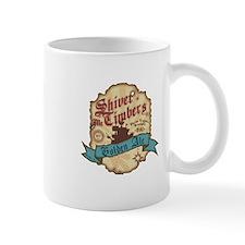Cute Shiver me timbers Mug