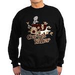 Cereal Killer Sweatshirt (dark)