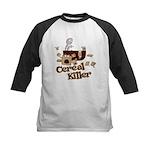Cereal Killer Kids Baseball Jersey