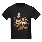 Cereal Killer Kids Dark T-Shirt