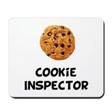 Cookie Inspector Mousepad