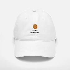 Cookie Inspector Baseball Baseball Cap