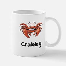Crabby Crab Small Small Mug