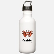 Crabby Crab Water Bottle
