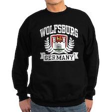 Wolfsburg Germany Sweatshirt