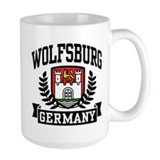 Wolfsburg Germany Mug