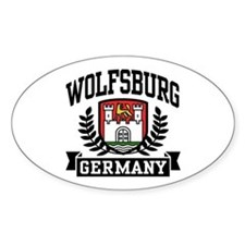 Wolfsburg Germany Decal