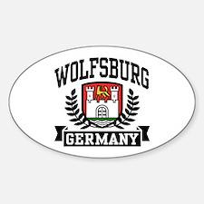 Wolfsburg Germany Decal