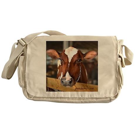 Cow 1 Messenger Bag