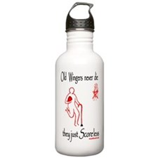 Rugby Old Wingers Water Bottle