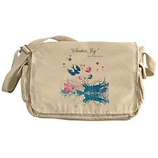 Scatter Joy Messenger Bag