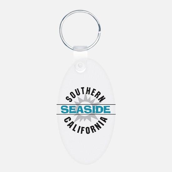 Seaside California Keychains