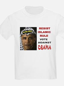 NOBAMA NO SHARIA T-Shirt