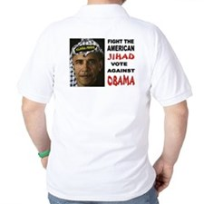 NOBAMA NO SHARIA T-Shirt