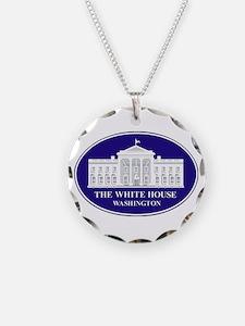 Emblem - The White House Necklace