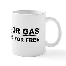 GAS GAS OR GAS Mug