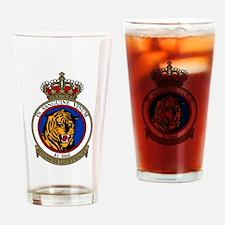 Funny Baf Drinking Glass