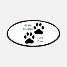 All My Children Have Paws Patches