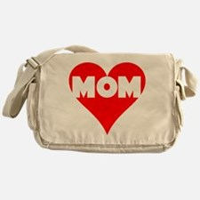 love mom Messenger Bag