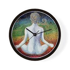 Centered Living New AgeWall Clock
