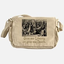 Give me Liberty... Messenger Bag