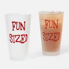 fun sized Drinking Glass