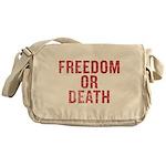 Freedom Or Death Messenger Bag