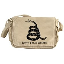 Don't Tread On Me Messenger Bag