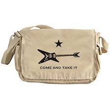 Come & Take It Messenger Bag