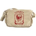Liberty Or Death Messenger Bag