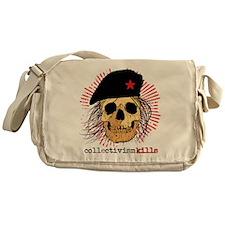 Collectivism Kills Messenger Bag